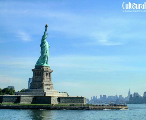 Statue Of Liberty, USA