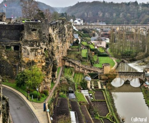 Casemates Du Bock, Luxemburgo