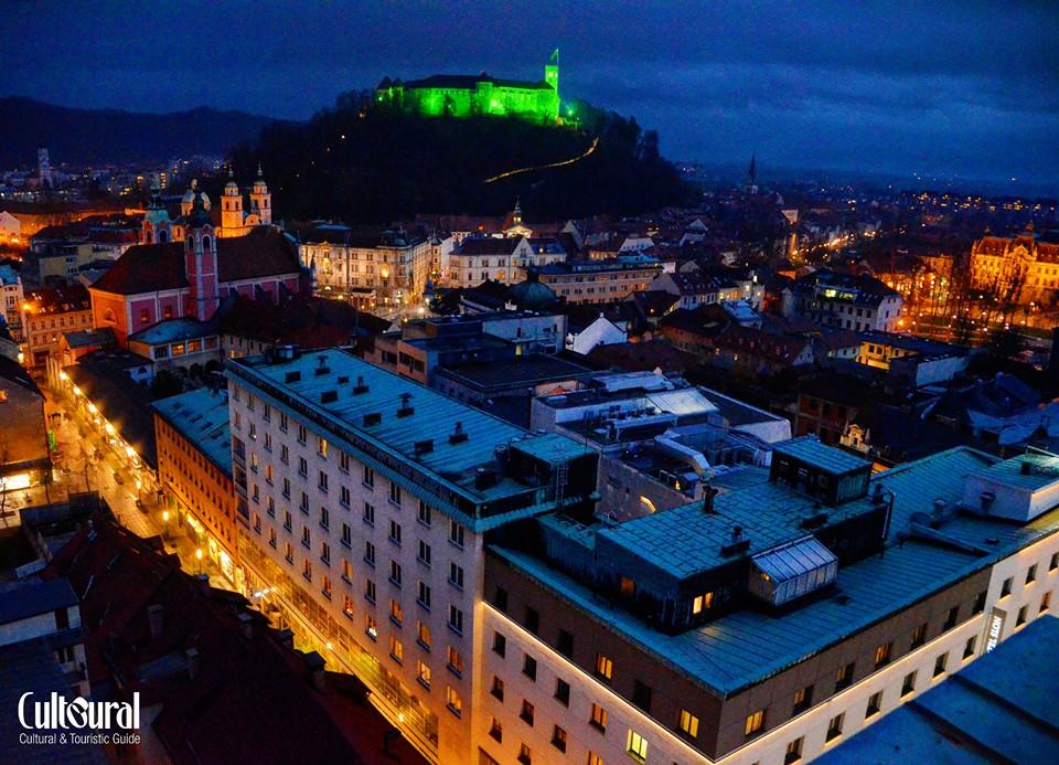 Ljubljana: charming and cool!