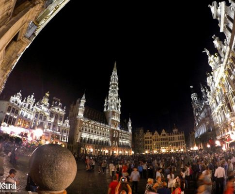 La Grand-Place, Bruselas