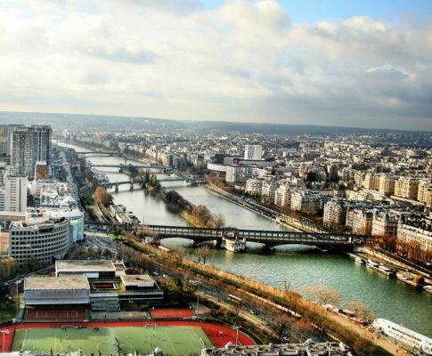 París, Îlle De France