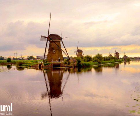 Kinderdijk, Holanda