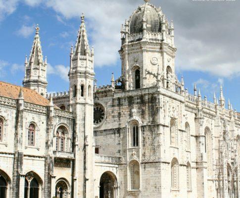 Mosteiro dos Jeronimos, Portugal