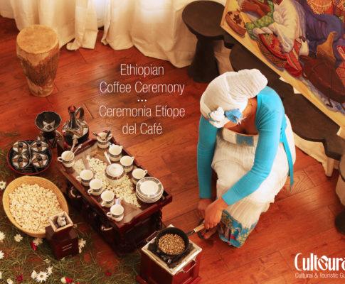 LaCeremonia Etíope del Café