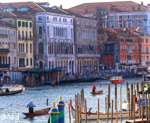 'Regatta delle Befane' – Venecia, Italia
