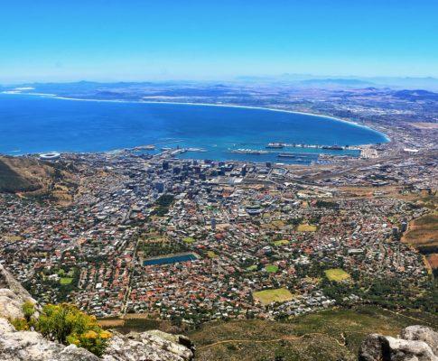 La Montaña de la Mesa, Sudáfrica