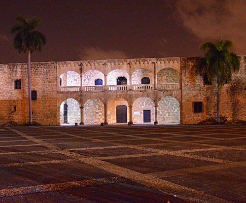 Ciudad Colonial de Santo Domingo